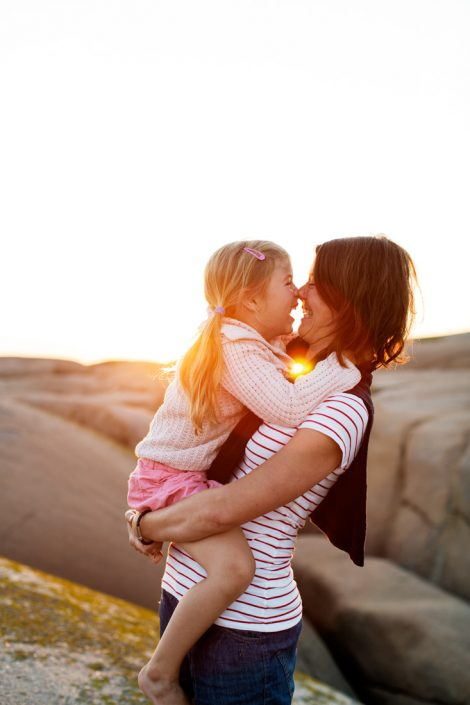 lysekil bohuslän lifestyle familj reklamfotograf